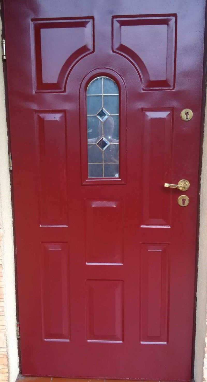 Farba do drzwi RD-Aquatop PU RAL 3005