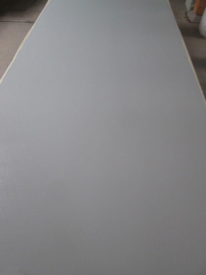 Nawierzchnia poliuretanowa P101 RAL 7001 na posadzce