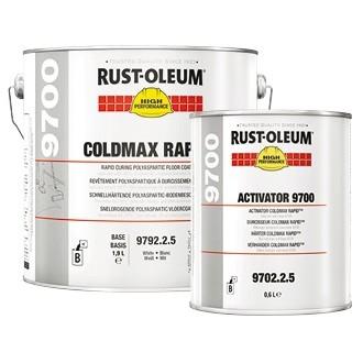Szybkoschnąca posadzka poliasparginowa Rust-Oleum 9700