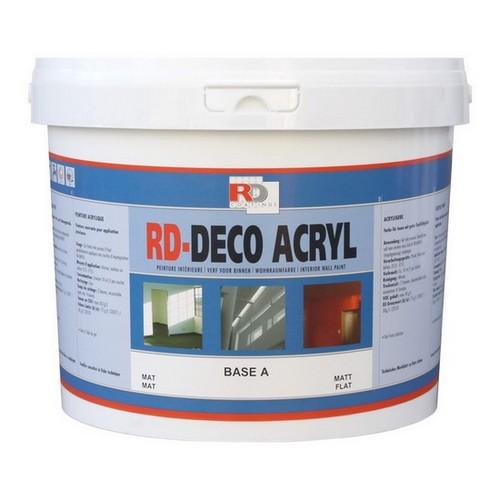 Farba do wnętrz Deco Acryl