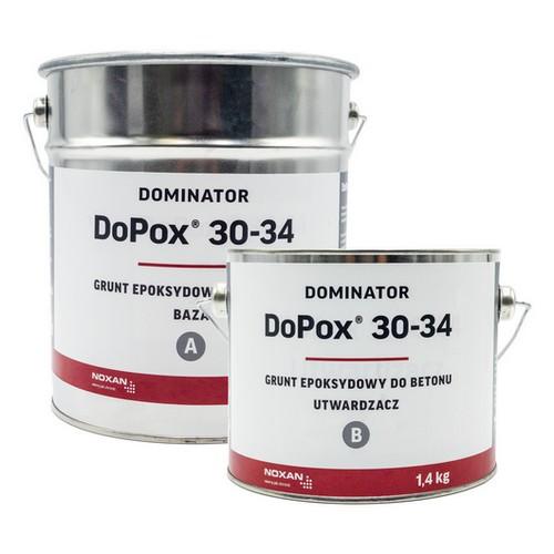 Grunt epoksydowy do betonu Dominator DoPox® 30-34
