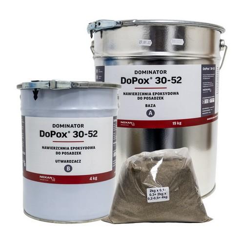 Żywica epoksydowa do aplikacji raklą DoPox® 30-52 SL