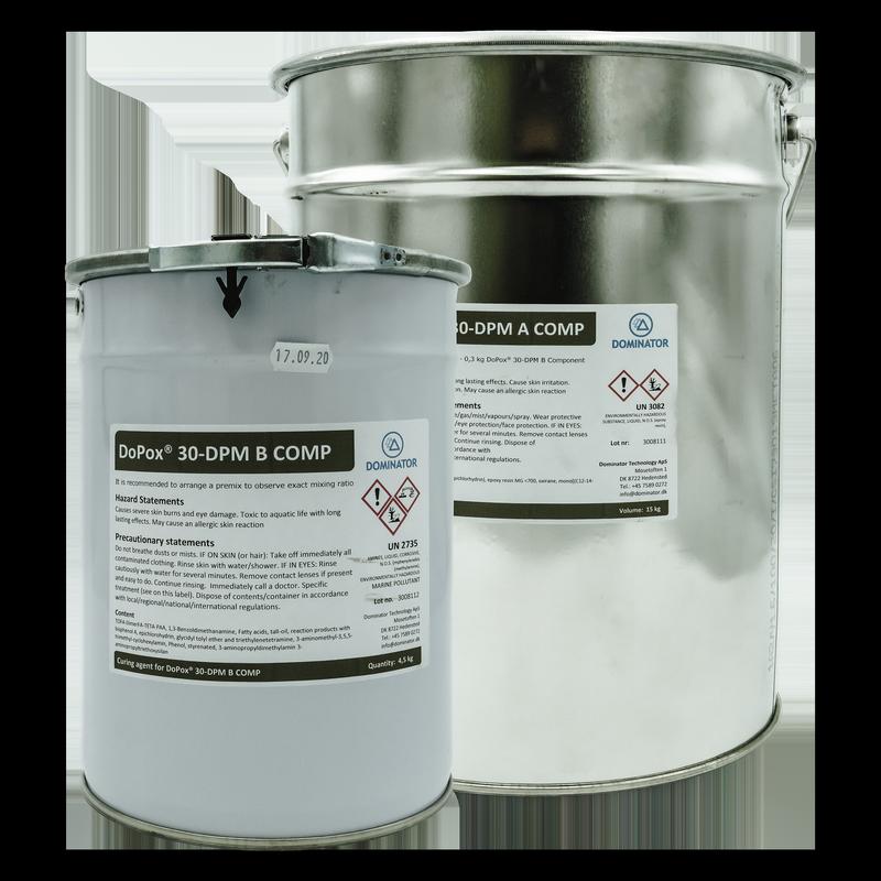 Podkład odcinający wilgoć DoPox® 30-DPM