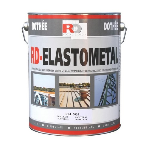 Uszczelnianie dachów metalowych Elastometal
