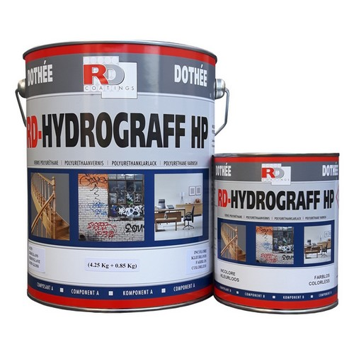 Farba poliuretanowa Hydrograff HP