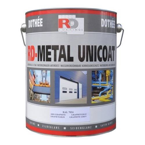 Farba do dachów Metal Unicoat