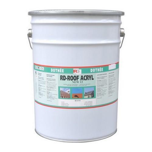 Farba do malowania dachówek Roof Acryl New