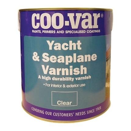 Lakier jachtowy Yacht & Seaplane Varnish