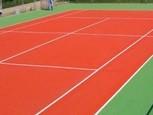 Farba do kortów tenisowych Tenniscryl