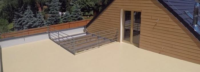 Farba do balkonu i tarasu