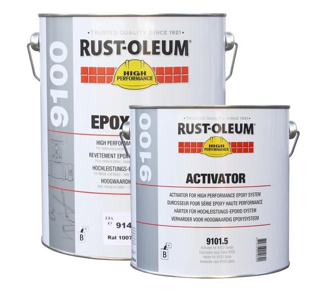 Nawierzchnia epoksydowa Rust-Oleum 9100
