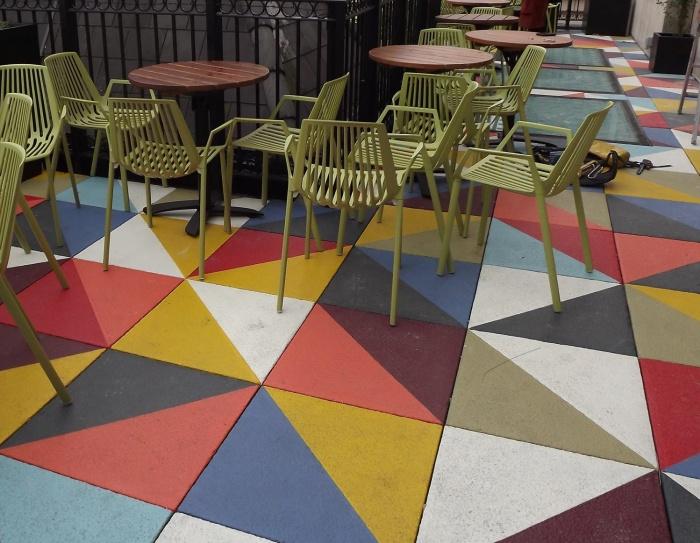 Farba do betonu na zewnątrz Dampshield + P101