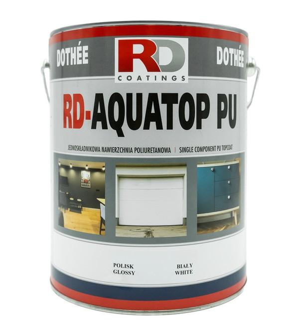 Bezzapachowa farba do linii RD-Aquatop PU
