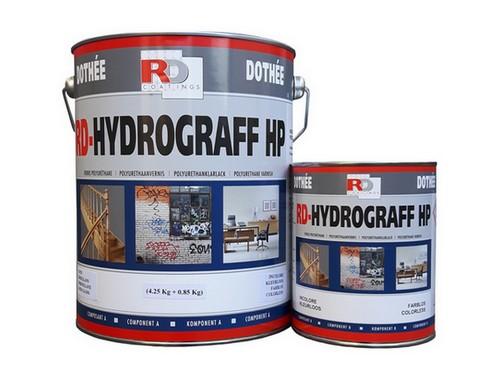 Nawierzchnia poliuretanowa Hydrograff HP