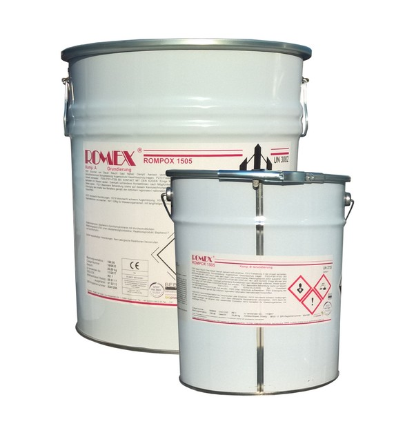 Podkład epoksydowy do betonu Rompox 1505