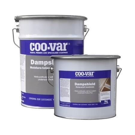 Podkład na wilgotną posadzkę, beton Dampshield Q124