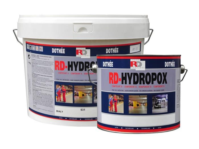 Podłoga epoksydowa Hydropox