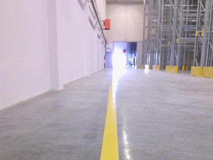 Podłoga na posadzki utwardzane powierzchniowo (DST)