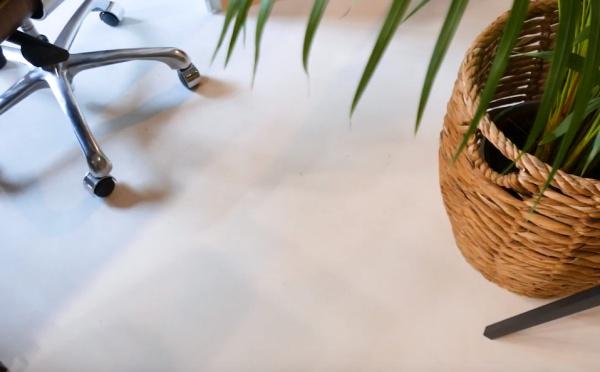 Nawierzchnia poliuretanowa do podłóg żywicznych