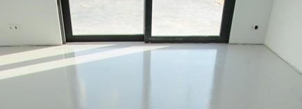 Wodorozcieńczalna, poliuretanowa posadzka Hydrograff HP