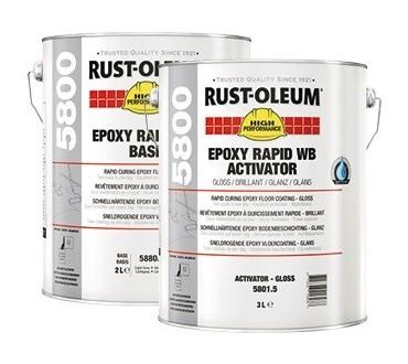 Powłoka epoksydowa szybkoschnąca Rust-Oleum 5800