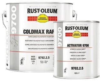 Posadzka poliasparginowa Rust-Oleum 9700