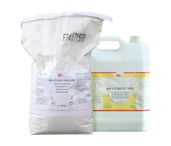 Mineralna zaprawa naprawcza dwuskładnikowa Floor Repair