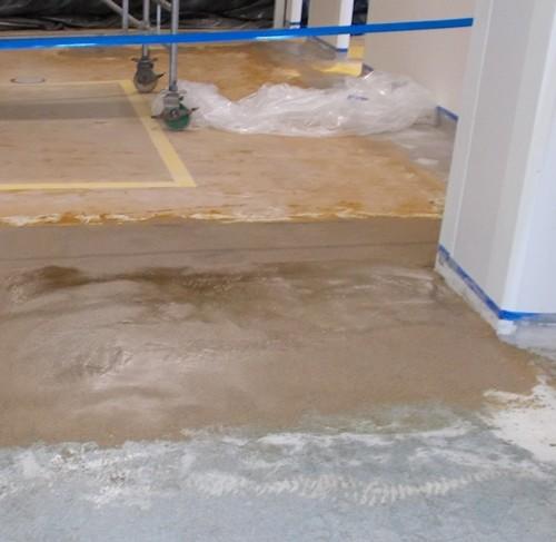 Szybkoschnąca zaprawa do naprawy betonu