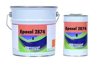 Przezroczysta żywica epoksydowa, grubopowłokowa