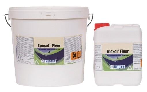 Żywica epoksydowa Epoxol Floor S