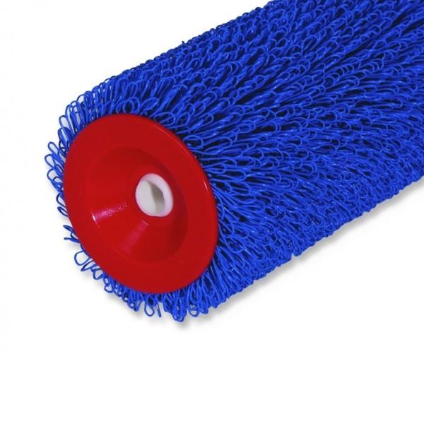 Wałek teksturalny z oczkowej tkaniny