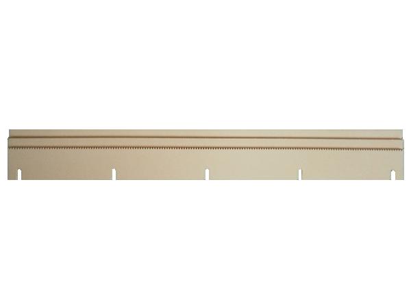 Wkłady gumowe do rakli