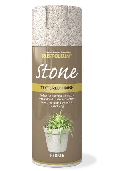 Spray imitujący kamień Rust-Oleum Stone - kamyk