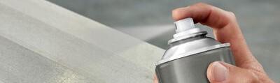 Spray metaliczny - aluminium i stal nierdzewna Hard Hat
