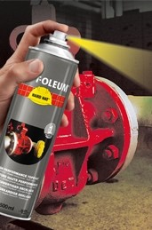Spray w kolorze RAL 6001