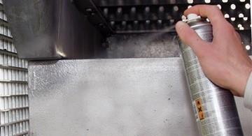 Podkładowe spraye przemysłowe