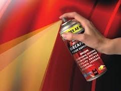 Środek w sprayu do usuwania farb