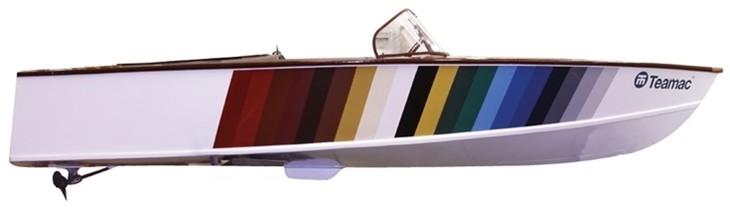 Farby do drewna powłoki
