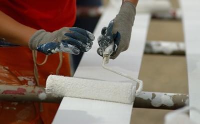 Farby specjalistyczne - dodatki do farb, włókna do betonu
