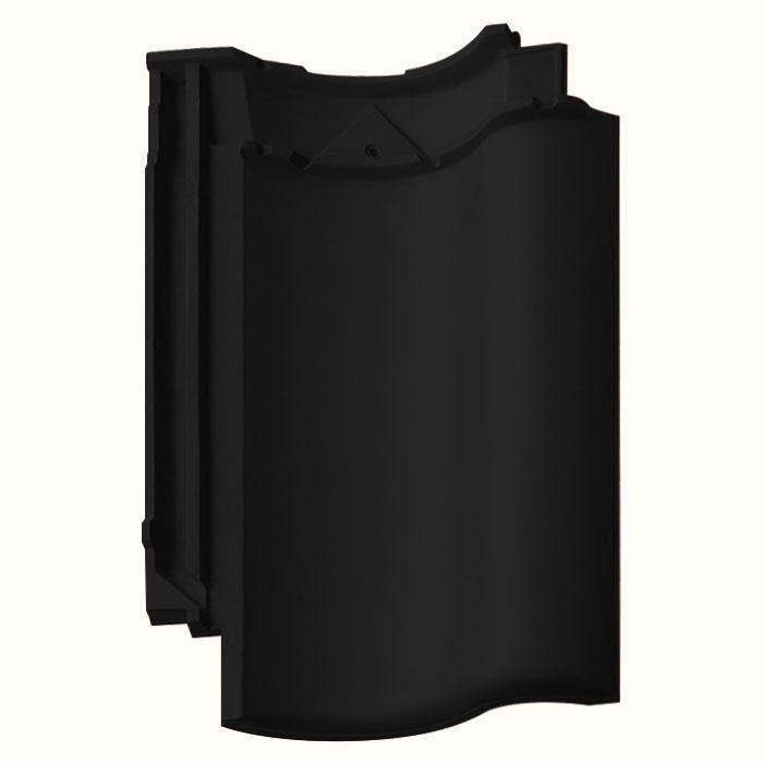 Czarna farba do dachówki