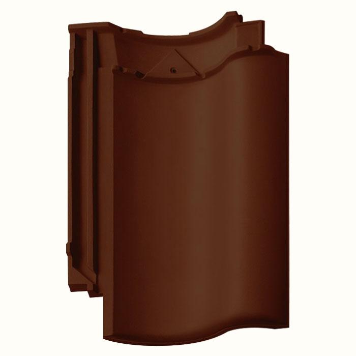 Czerwono-brązowa farba do dachówki