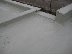 Uszczelnianie dachu zimą