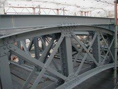 Farba na rdzę do mostów, konstrukcji stalowych