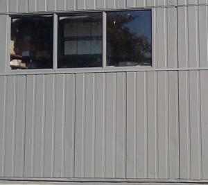 Malowanie dachu RAL 7005 Szary mysi