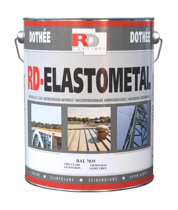Zabezpieczenie podwozia Elastometal