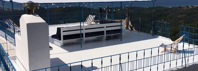 Uszczelnianie tarasów i balkonów