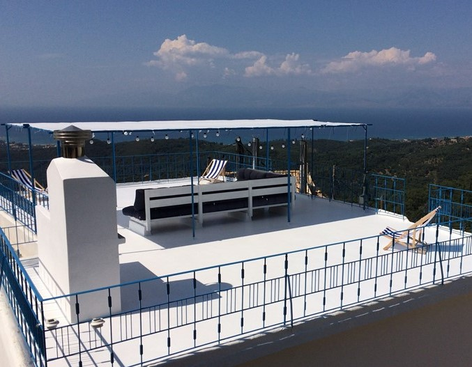 Izolacja balkonu, tarasu