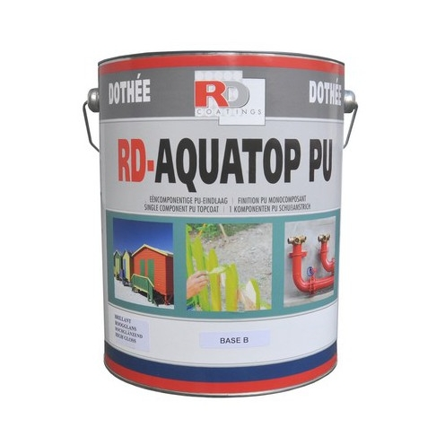 Farba do podłóg i posadzek RD-Aquatop PU