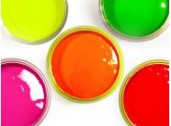 Fluorescencyjna farba odblaskowa Glocote