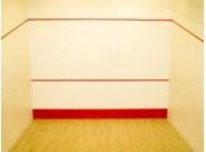 Farba do kortów do squasha